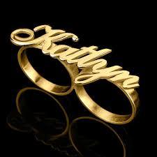 doble ring script name, Soter Monogram