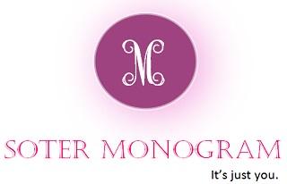 Soter Monogram